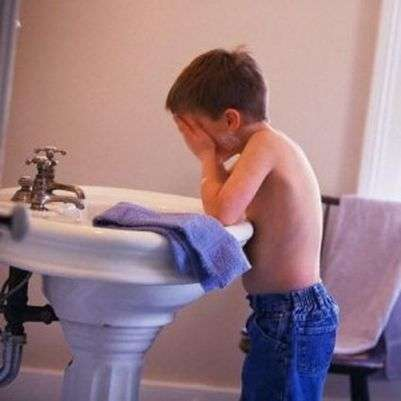 С какого возраста ребенка умывают с мылом