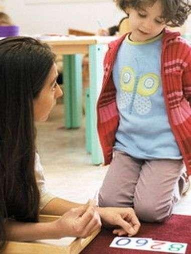 Как научить ребёнка считать в два года?