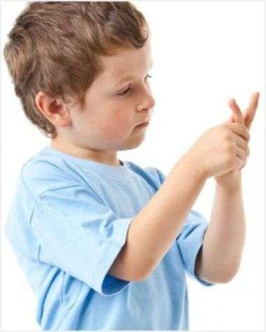 научить считать ребёнка