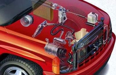 Когда нужен ремонт автокондиционера